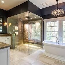 Exquisite Stone Bathroom Design Round Decor - Stone bathroom design