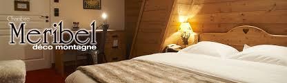 chambre montagne chambre du moulin de chambres décoration montagne