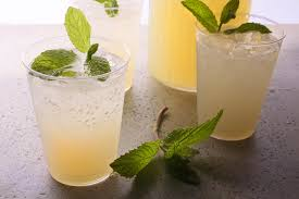 pineapple mojito recipe ginger mojitos for a crowd recipe chowhound