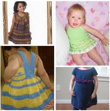 15 beautiful free crochet patterns for girls u0027 dresses u2013 crochet