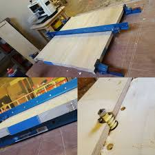 table top glue up first ash table top glue up woodwork wishbonedagger bespoke