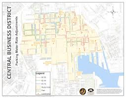 University Of Utah Parking Map by Parking Meters Parking Authority