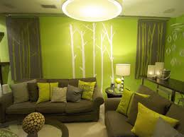 decorate a room with lime green wall color wearefound home design