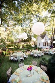 Wedding In Backyard by Innovative Elegant Backyard Wedding Ideas Backyard Wedding Ideas