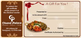 dinner and a gift card buy gift cards certificates corporate giftscoupons indian