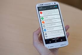 Setting Up Your Smartphone Now by Motorola Droid Turbo 2 Review Specs Shatterproof Etc