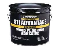 franklin titebond 811 urethane flooring adhesive coastal wfs