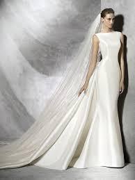 Wedding Dresses In Best 25 Satin Wedding Gowns Ideas On Pinterest Satin Wedding