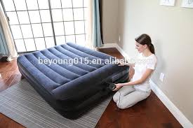 single double queen king size camping mattress blow up inflatable