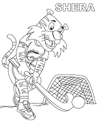 shera playing hockey coloring download free shera playing