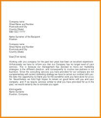 formal business letters templates formal business letter aimcoach me