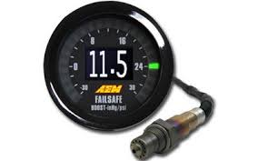 wide band aem wideband air fuel boost failsafe 30 4900 modern