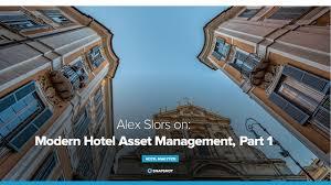 modern hotel asset management part 1