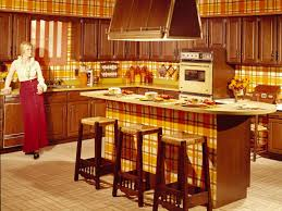 Retro Kitchen Design Ideas Kitchen Chairs Stunning Vintage Mid Century Kitchen Retro