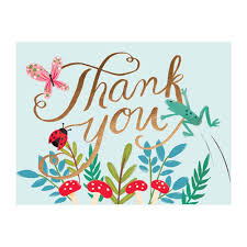 thank you card for write thank you notes to friends and important along the