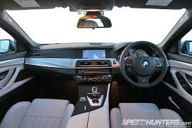 M5 Interior Car Feature U003e U003e The New Bmw M5 Speedhunters