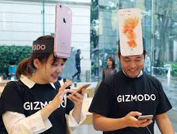 apple japan apple puts two new iphones on sale in japan the japan times