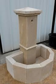 fontaine en pierre naturelle fontaines en pierre de bourgogne