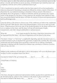 Special Power Of Attorney For Authorized Representative by Federal Register Defense Materiel Disposition