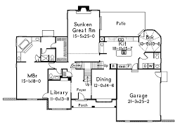 manor house plans manor house luxury home plan 001d 0012 house plans and more