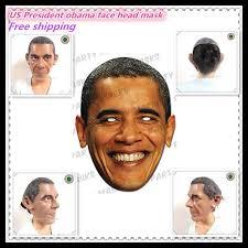Barack Obama Halloween Costume Cheap Scariest Mask Aliexpress Alibaba Group