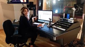 Studio Production Desk by Argosy Desk Assembly Zaor Onda Angled Studio Workstation Desk