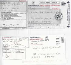 connaitre bureau de poste comment savoir l expediteur d une lettre recommandée