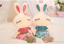 rabbit birthday bunny girl baby rabbit doll big children rabbit birthday
