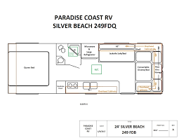 floor plans paradise coast rv