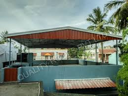 Cool Shed Terrace Roofing Solution For Cooling In Summer Cool Roofing