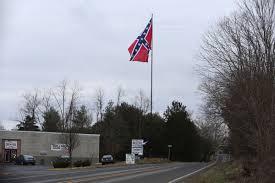 Colors Of The Confederate Flag Roadside Rebel Flag Violates Zoning Ordinance Rockbridge County
