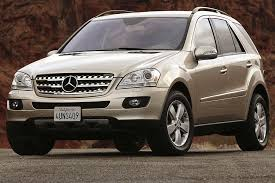 2007 mercedes suv 2007 mercedes m class overview cars com