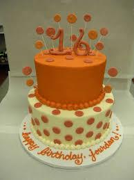 birthday cakes in orange image inspiration of cake and birthday