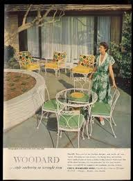 Vintage Patio Furniture Metal by 255 Best Vintage Advertising Wrought Iron Patio Furniture Images