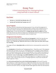 thanksgiving food essay bootsforcheaper