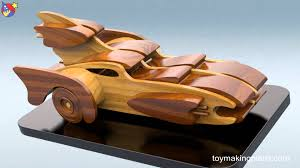 Homemade Wooden Toy Trucks by Wood Toy Plans Build A Bat Car Youtube