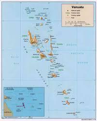 Vanuatu Map Location