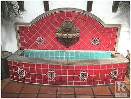 saltillo restaurant tile pancho u0027s vegas rustico tile u0026 stone