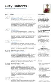 Sample Resume For Gym Instructor by Fitness Instructor Resume 67 Pilates Instructor Resume Personal