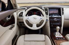 infiniti interior infiniti fx where sports car and suv meet