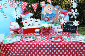 rudolph red nosed reindeer party ideas laura u0027s party