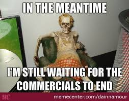 commercial break y u no end by dainnamour meme center