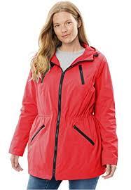 plus size light jacket women s plus size lightweight hooded anorak jacket with mesh lining