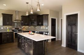 pictures of black stained kitchen cabinets interior doors minnesota doors interior black interior