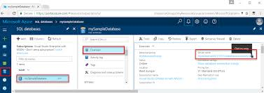 How To Delete A Table In Sql Vs Code Connect And Query Data In Azure Sql Database Microsoft Docs