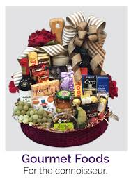 gourmet food basket gourmet food baskets donna s gift creations