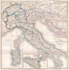 Best 10 Map Of Italy by File 1859 Smith Folding Case Map Of Italy And Switzerland