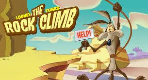 looney tunes rock climb