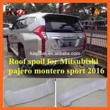 pajero jeep 2016 pajero sport spoiler pajero sport spoiler suppliers and