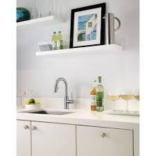 Delta Bar Sink Faucet Delta Faucet 9959 Bl Dst Trinsic Matte Black Pullout Spray Bar